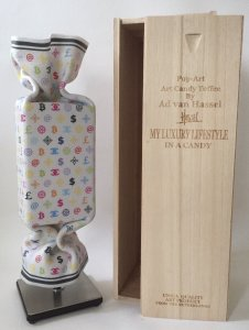Candy My luxury Lifestyle giftbox – Ad van Hassel