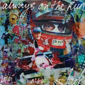 Always on the run- Jack Liemburg