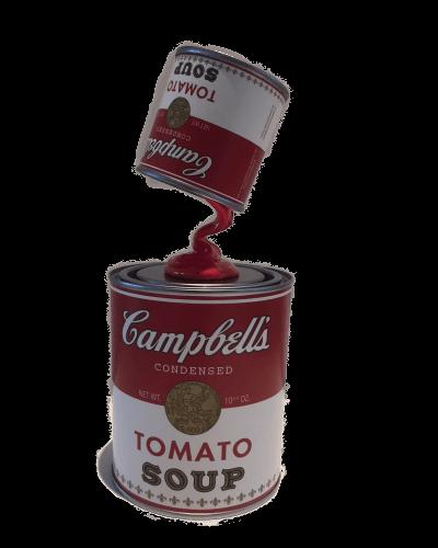Campbell Double Sculpture – Ad van Hassel