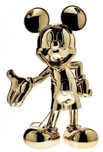 Golden Sculpture Mickey – Mickey and Friends