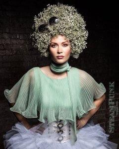 Steampunk Lady – Chuck Coleman