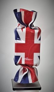 Candy England Flag – Michael Daniels