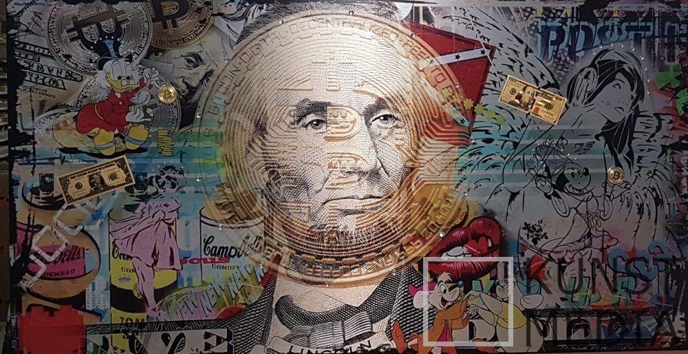Crypto Art – Micha Baker