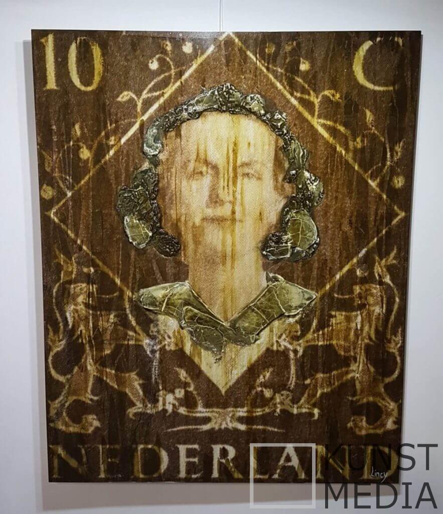 Majesteit Stamp – Lincy Hoogveld