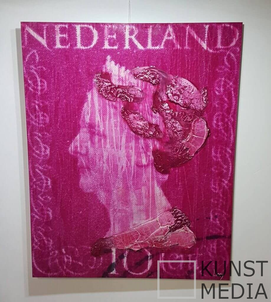 Majesteit II Stamp – Lincy Hoogveld