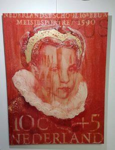 Stamp Legend Girl – Lincy Hoogveld