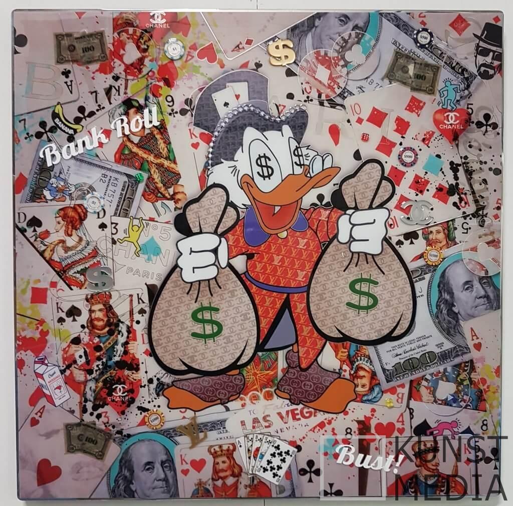 Mr Cash – Michael Daniels