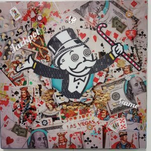 Mr Monopoly – Michael Daniels
