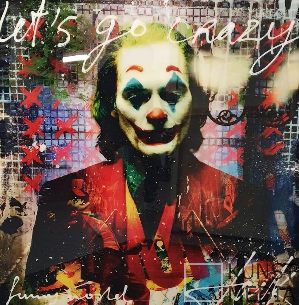 Let go grazy- Jack Liemburg