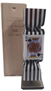 Play cards black  – Ad van Hassel