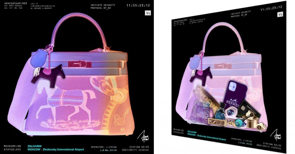 2021 Hermes Courteur X-ray   – James Chiew