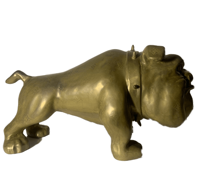 Bulldog Copper metal LV  – Marcus van Oss