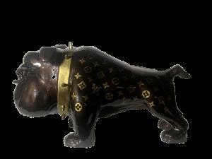 Bull Dog brown LV  – Marcus van Oss
