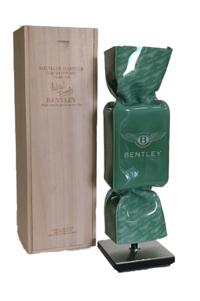 Candy Hommage Bentley Green Giftbox – Michael Daniels