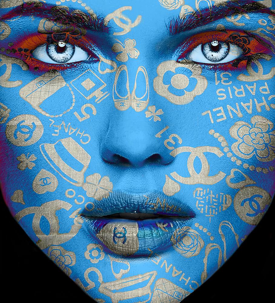 C bleu eyes – Blitsz by Mascha