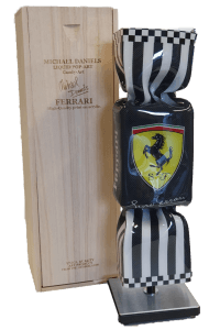 Candy Ferrari black stripes – Michael Daniels
