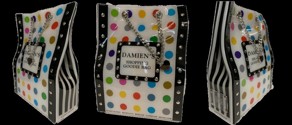 Damien goodie bag – Ad van Hassel