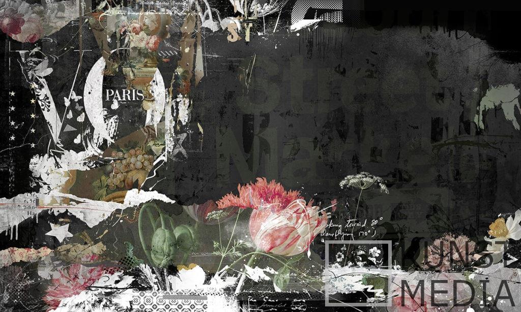 les fleurs de Paris – Teis Albers