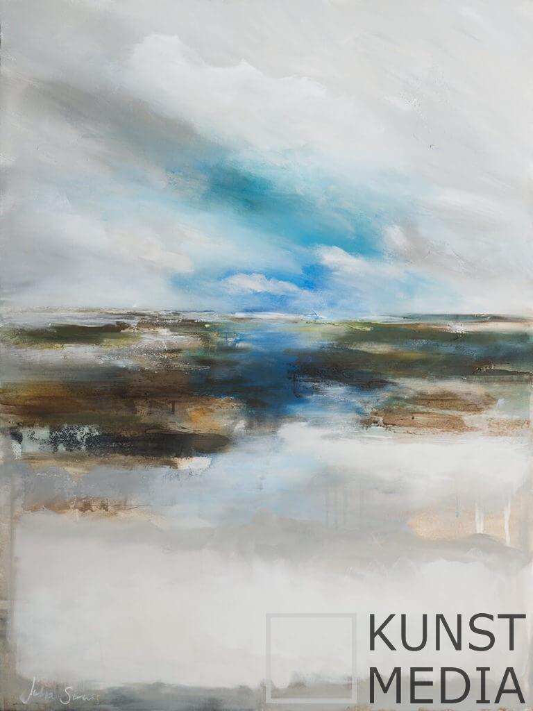 Abstract Landscape I – Julia Simonis