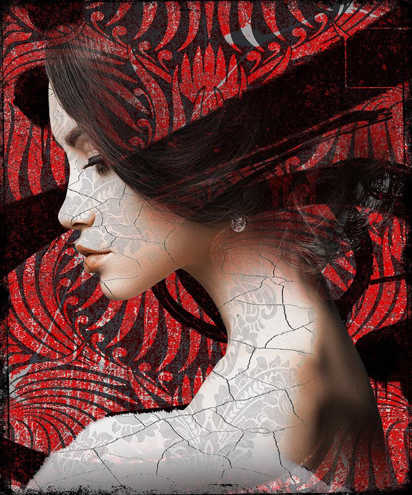Le Rouge I – Hans Jochem Bakker