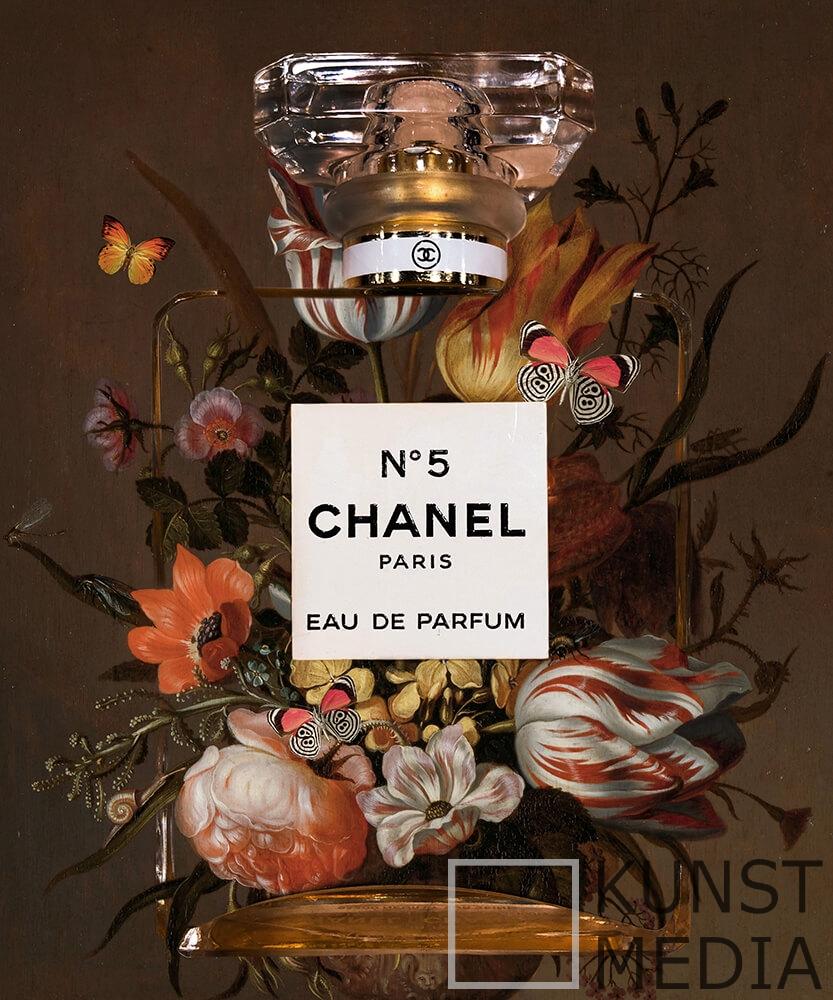Eau de Chanel Naturale- Blitsz by Mascha