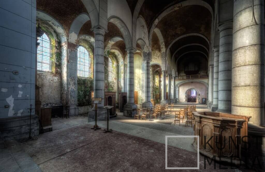 Church of Decay II – Ivo Sneeuw