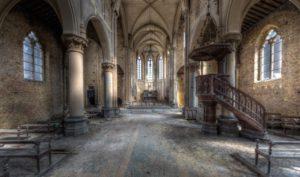 Bleu C Church II – Ivo Sneeuw