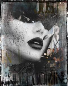 Black thoughts – Micha Baker