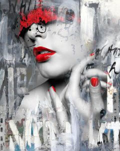 Red Thoughts – Micha Baker
