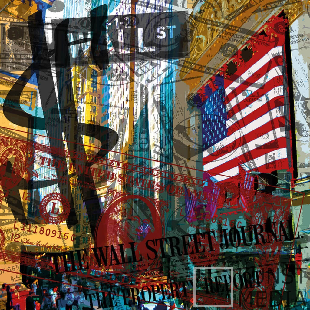 New York Wallstreet – Marcel Schoenen