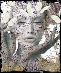 White butterflies – Hans Jochem Bakker