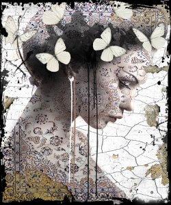 White treasures – Hans Jochem Bakker