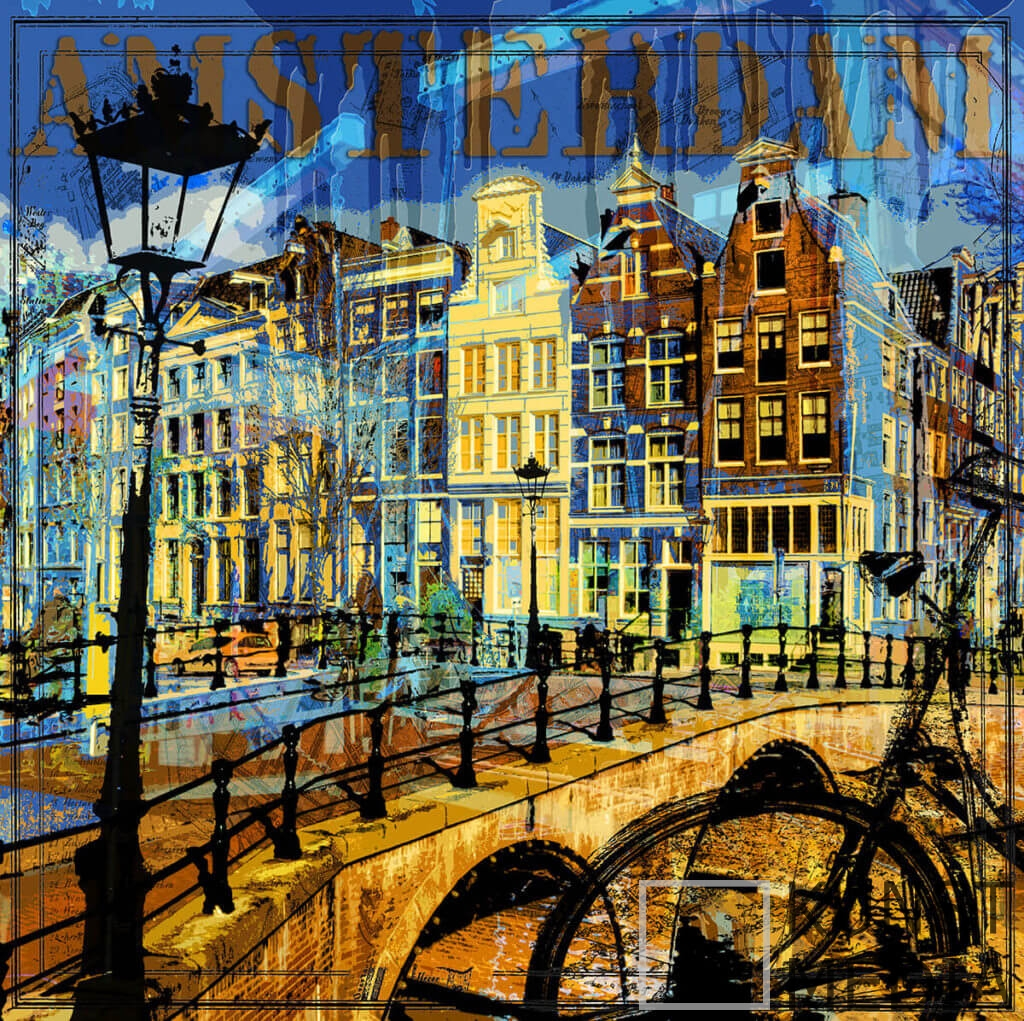 Amsterdam – Marcel Schoenen
