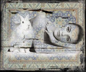 Wild bunny II – Hans Jochem Bakker