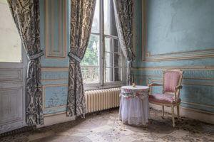 Blue wall – Celina Dorrestein