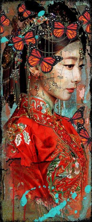 Geisha I – Hans Jochem Bakker