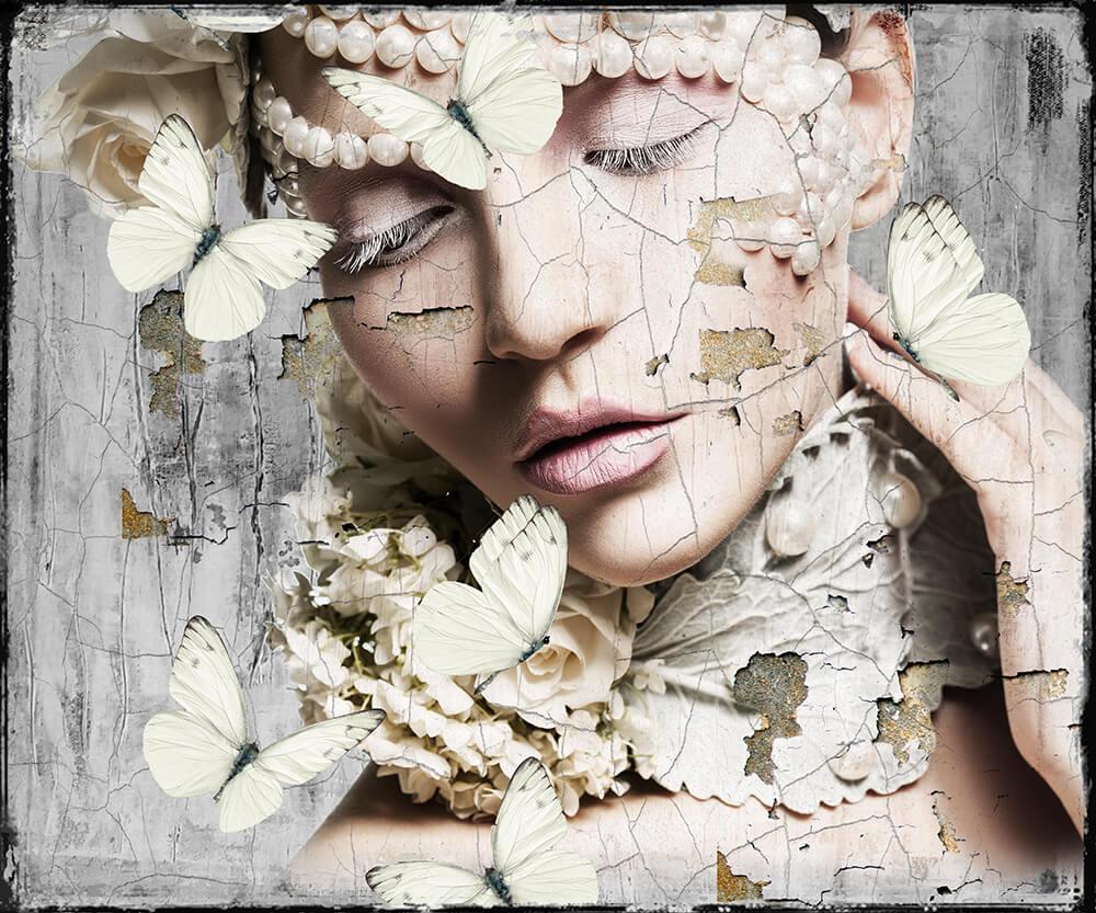 White memory II- Hans Jochem Bakker