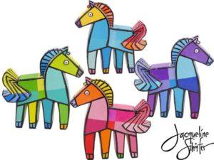 Happy Horse serie A – Jacqueline Schäfer