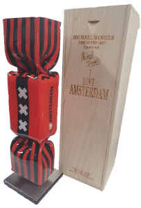 I Love Amsterdam- Michael Daniels