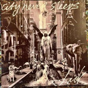 City Never sleeps- Jack Liemburg