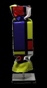 Candy Hommage Mondriaan – Ad van Hassel
