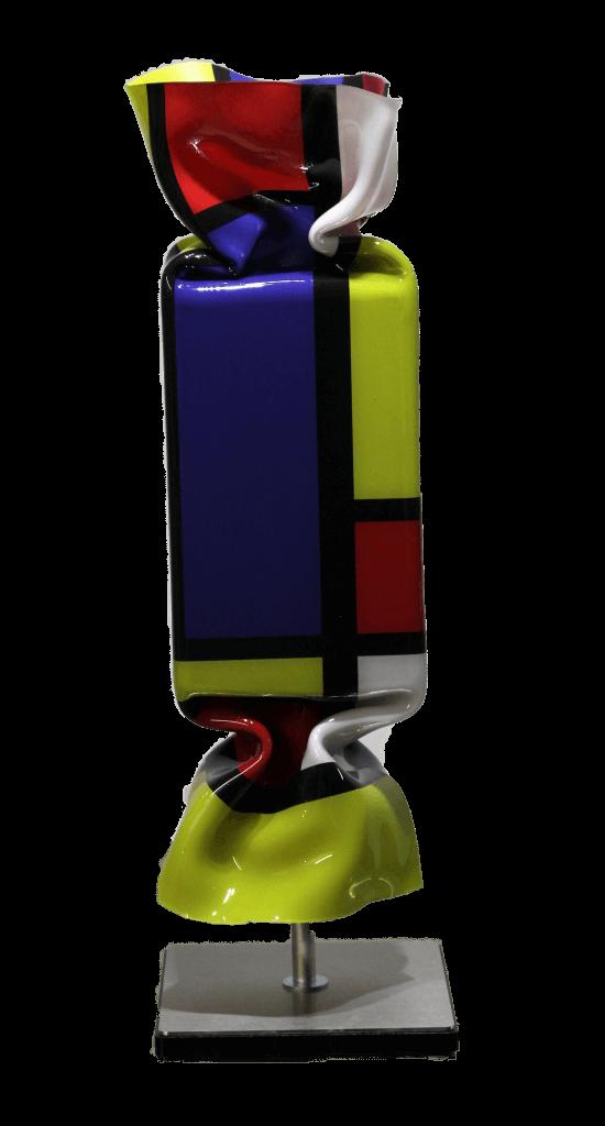 Candy Hommage Mondriaan – Michael Daniels