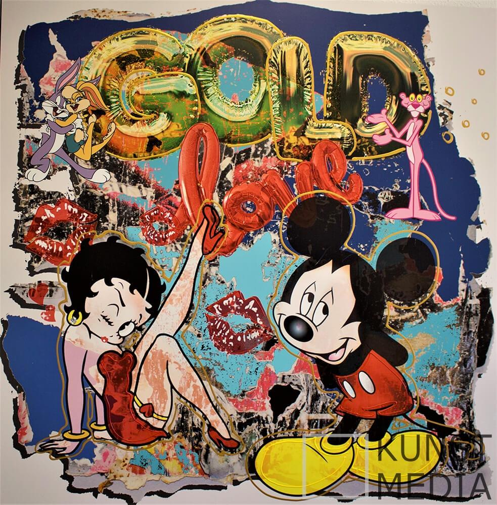 Gold Love – Micha Baker