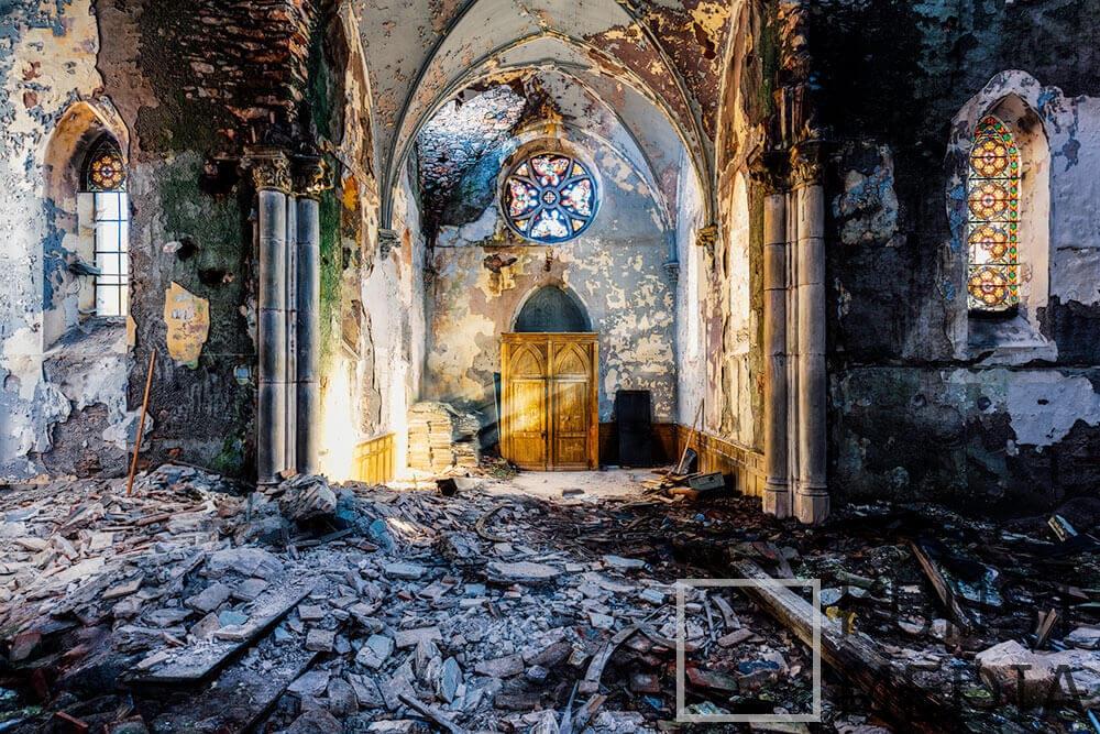 Walk into the light – James Kerwin