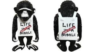 Life is a bubble – van Apple