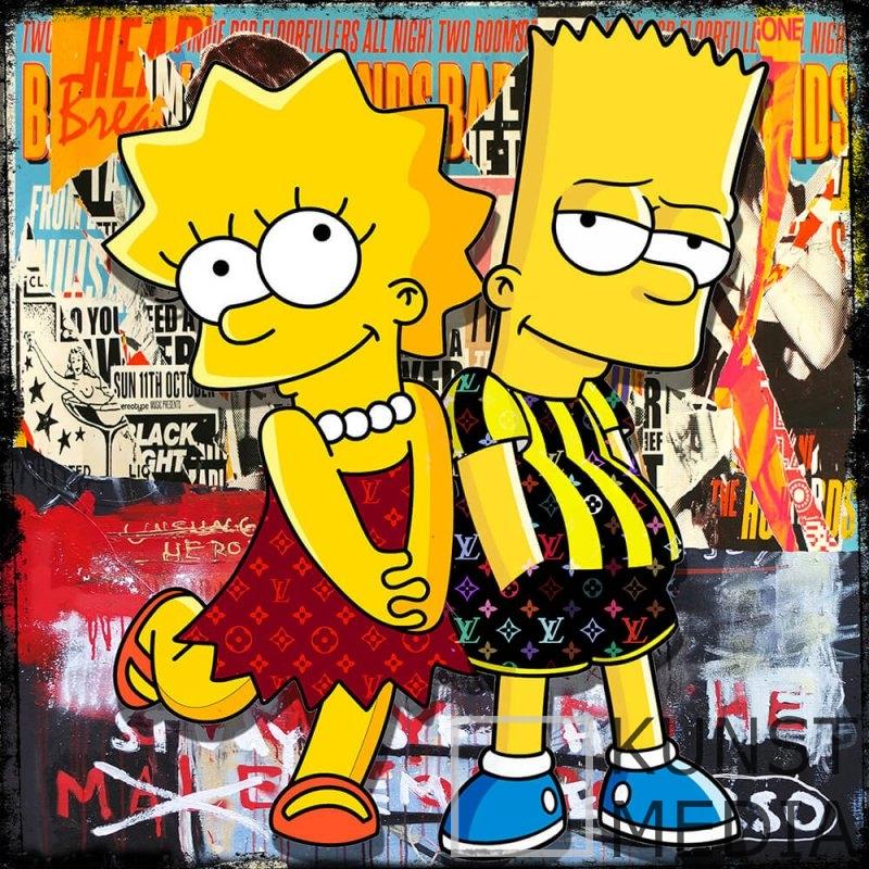 Fashion Lisa & Bart – Micha Baker
