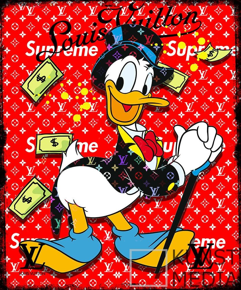 Fashion Duck – Micha Baker