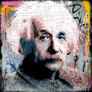 Mr Einstein – Micha Baker