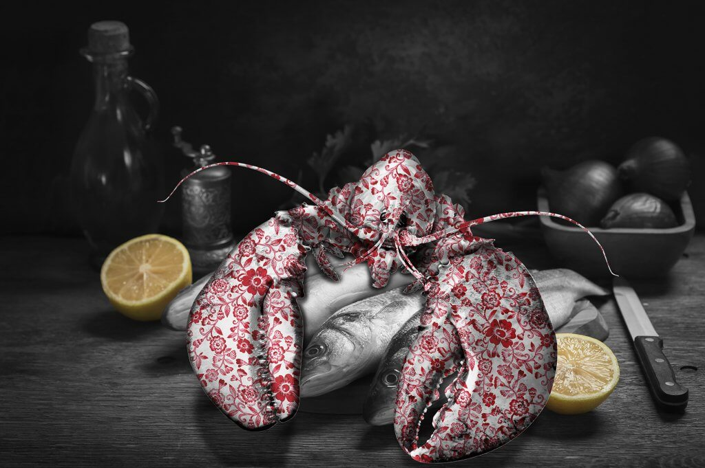 Ming Lobster red- Lars Tunebo