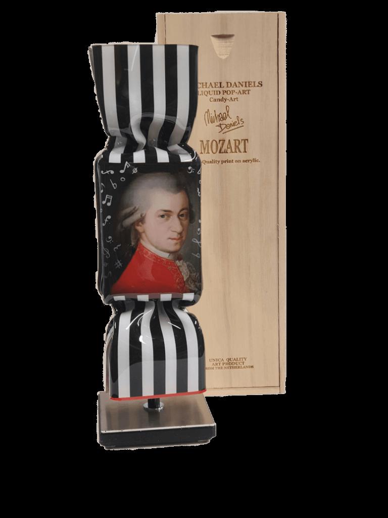 Candy Mozart giftbox – Michael Daniels